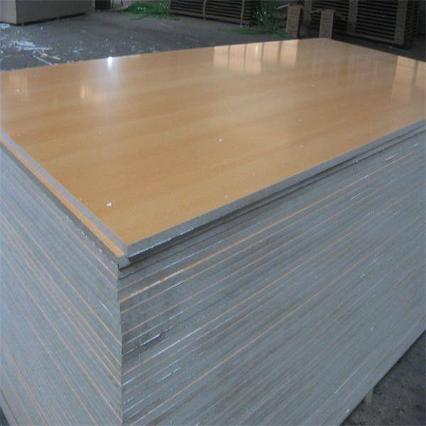 18302440mm melamine faced particle board factory