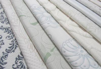 double jersey knitting jacquard mattress fabric