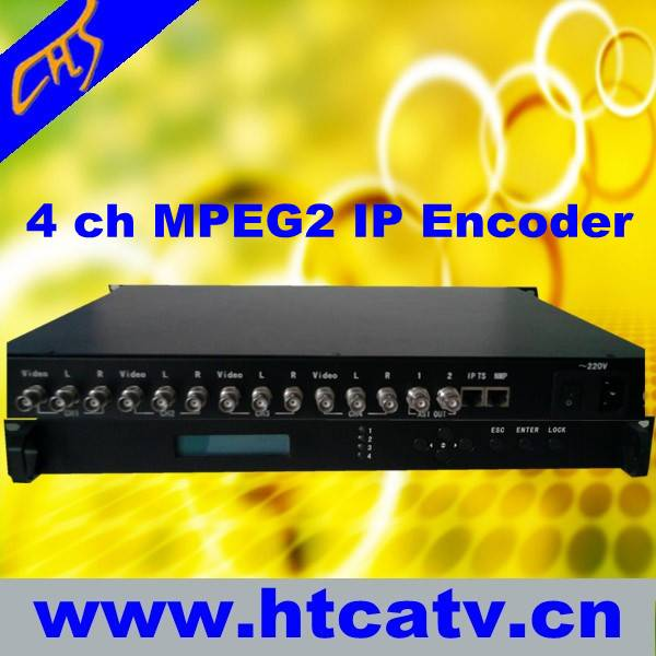 MPEG2 IPTV sd encoder
