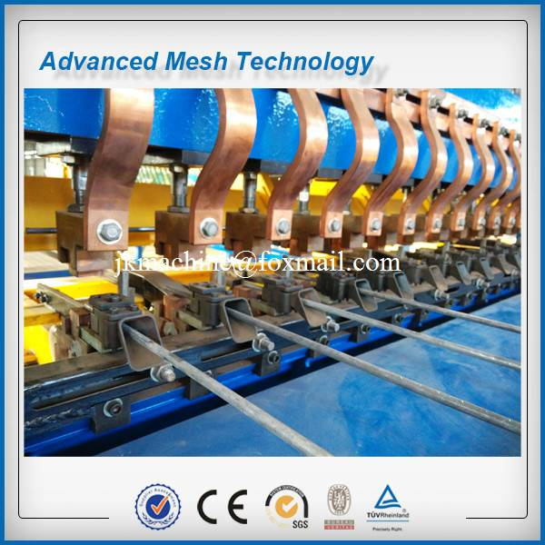 Wire Mesh Welded Machines for 3-8mm Steel Wire Mesh