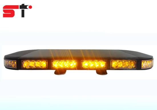 Multi-Voltage LED Mini Lightbar Strobe Warning Light