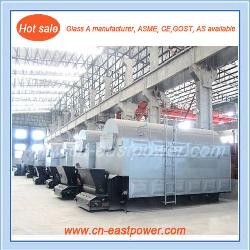 China Glass A high quality coal fired boiler