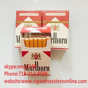 Our company mainly sell Marlboro Cigarette