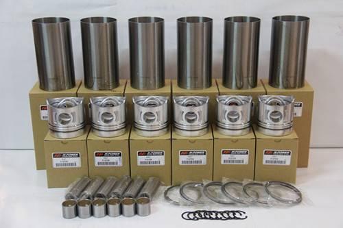 ENGINE PARTS CATERPILLAR S4K S6K