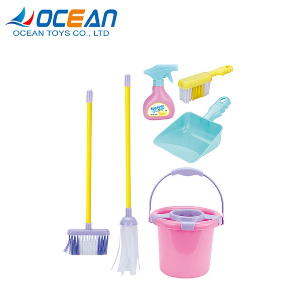 House keeping best pretend play toys kids cleaning set for 3 year olds