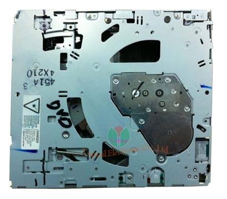 6 disc DVD changer mechanism for Chrysler