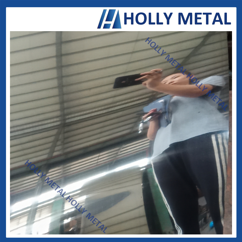 Cold Rolled Stainless Steel Roll Coil Grade 410 430