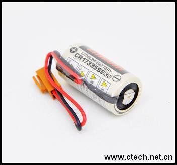 Sanyo battery CR17335SE