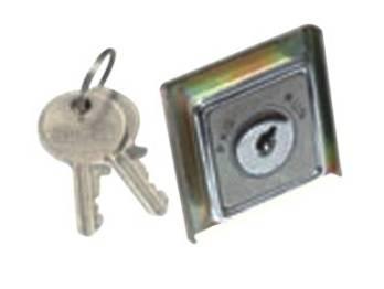 Power Supply Lock