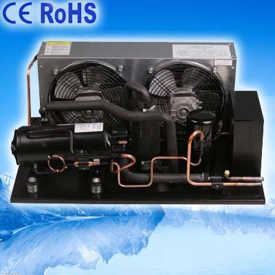 R404a Air cooled refrigeration equipment industrial freezer