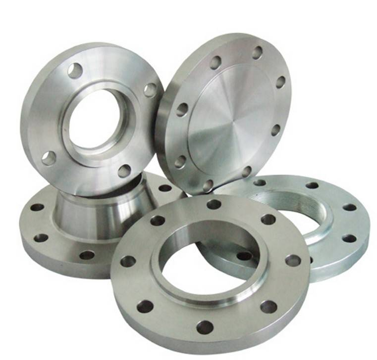 Precision Machining Metal Parts , Custom 300mm Integral Flange
