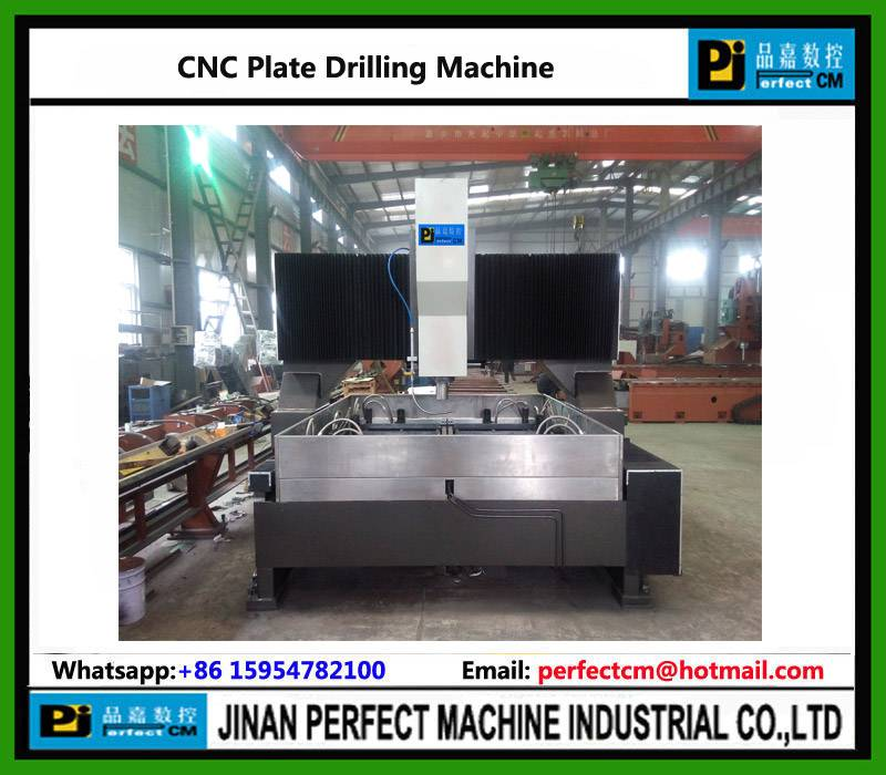 Gantry Type CNC Drilling Machine for Steel Plate