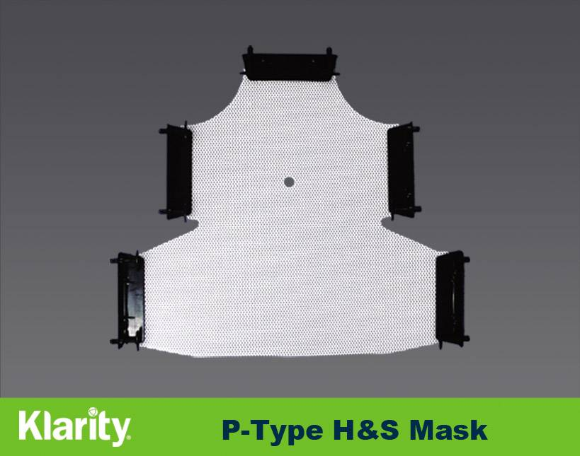 Sell Posicast type 5-point mask with L-profiles