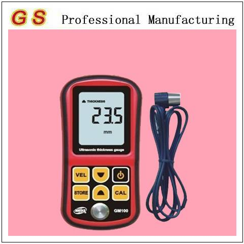 Ultrasonic thickness gauge/Portable Coating Thickness Gauge