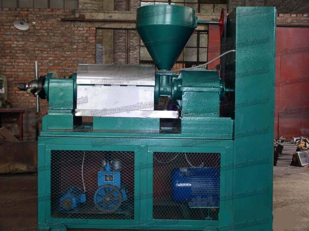 New Type Screw Oil Press Machine