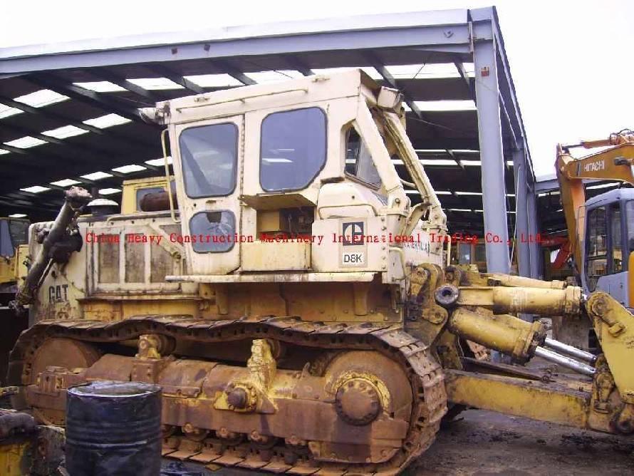 CAT bulldozer  D8K