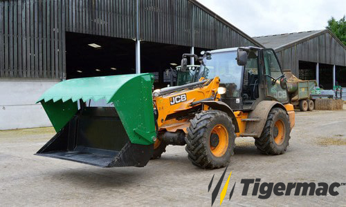 Silage Cutting Bucket