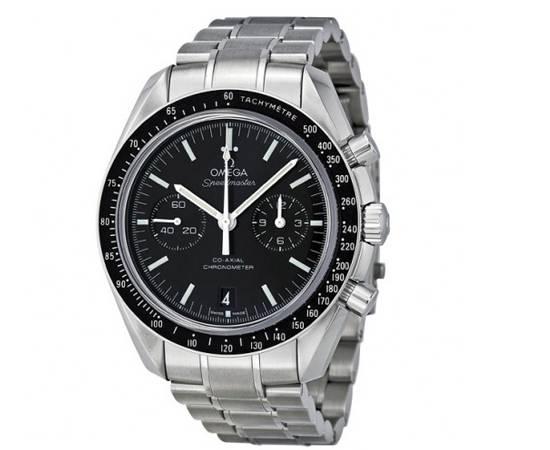 OMEGA Speedmaster Moon Black Dial Stainless Steel Men's Watch