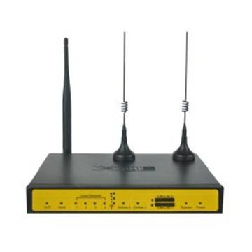 Dual sim 3g Industrial GPS Router