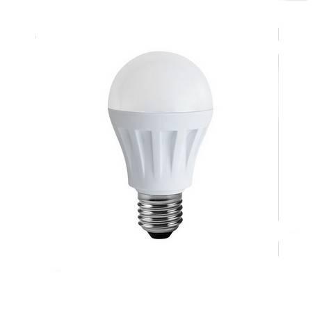 Ceramic led lamp A19 led light bulbs for residential lighting