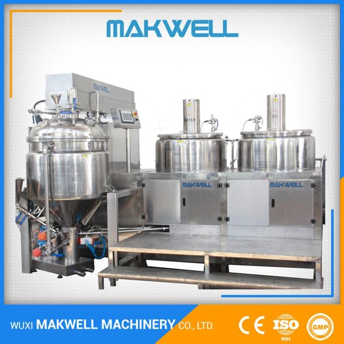 China Mayonnaise Mixer Supplier