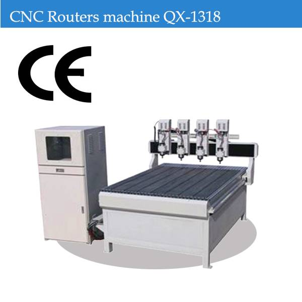 Multi-spindles Advertising CNC Router