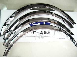 HY1553-SS Fender Trims For Hyundai Santafe IX45 13