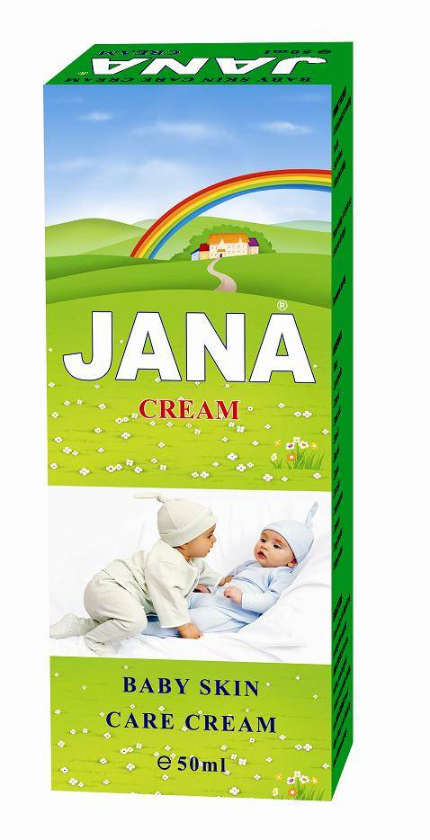 JANA cream for miximum child care