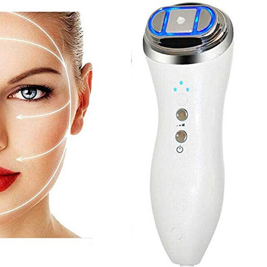 Beauty Equipment Mini Korea RF Face Lifthing Equipment, Face Whitening device for Home Use
