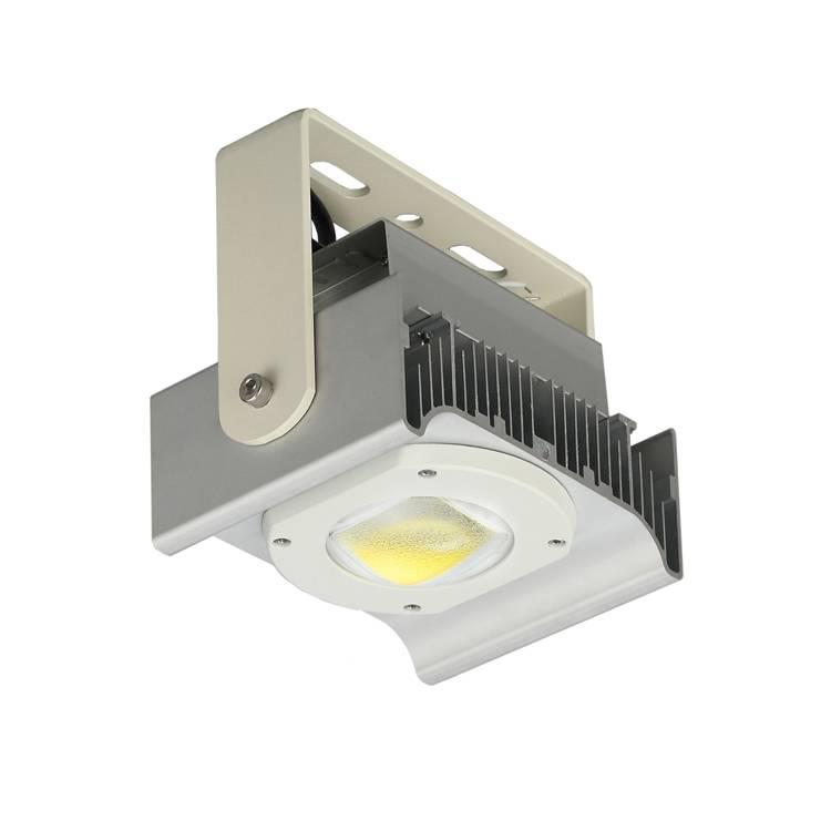 50w led flood light module design