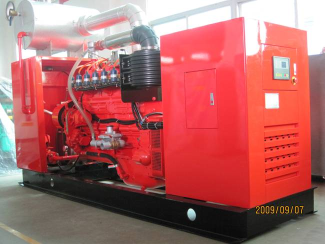 120KW gas Generator sets