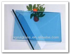 light blue glass