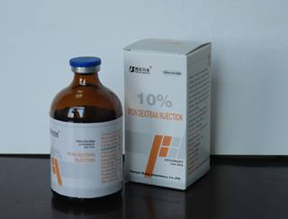 10% Iron Dextran injection