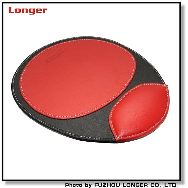 Promotion pu mouse pad