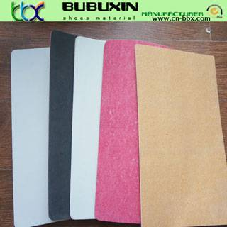 Laminated insole EVA sheet composited nonwoven fiber insole