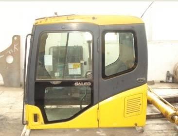 komatsu excavator PC200-7 cab cabin