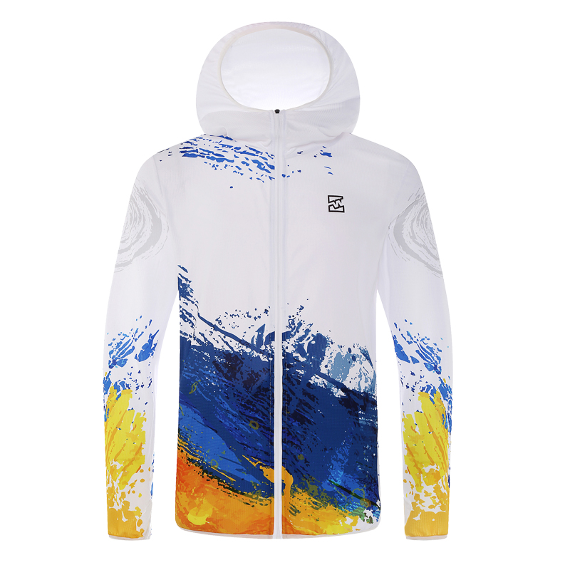 Customized Outdoor Clothing Sportswear Fishing wear in lower price
