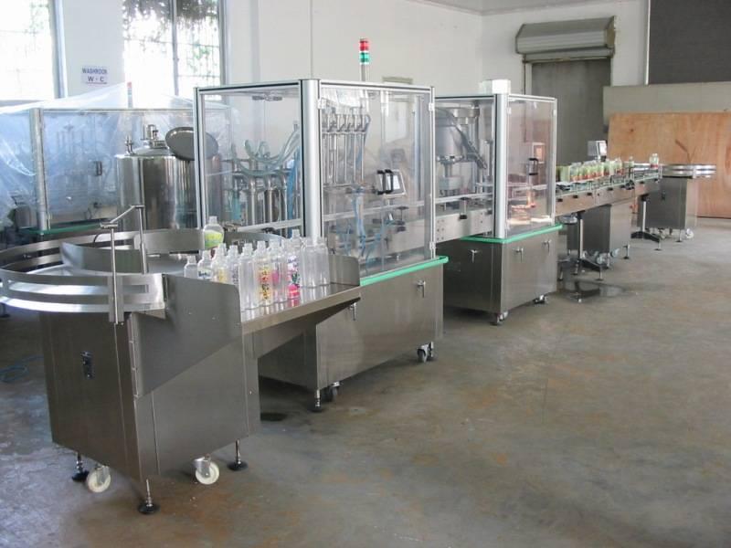 bottle production ine