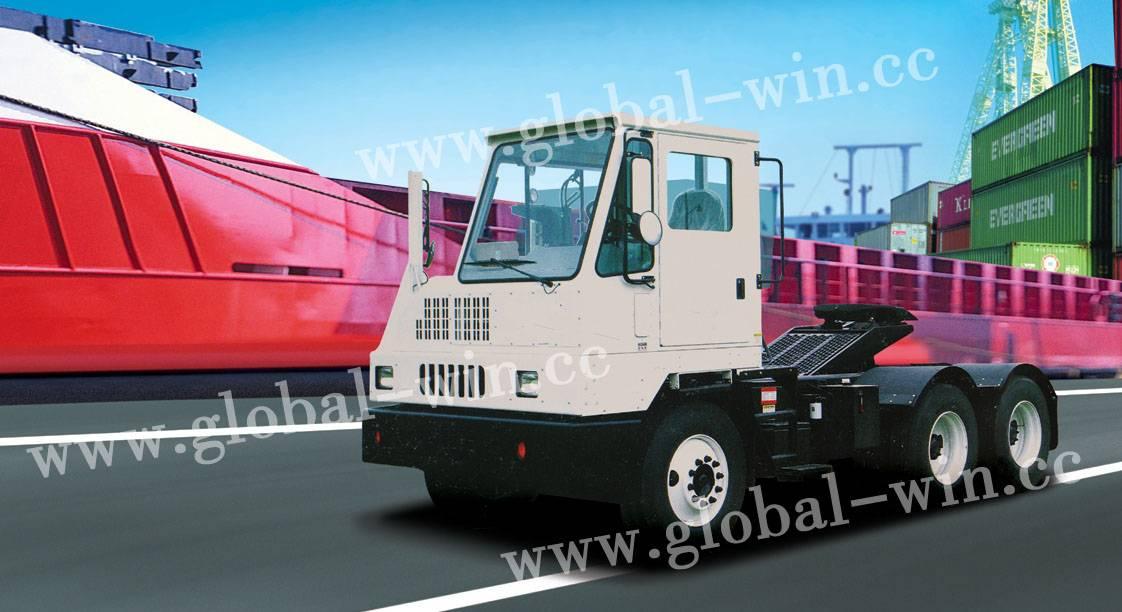 GW5320/5360 Terminal tractor (Shangcai power III)