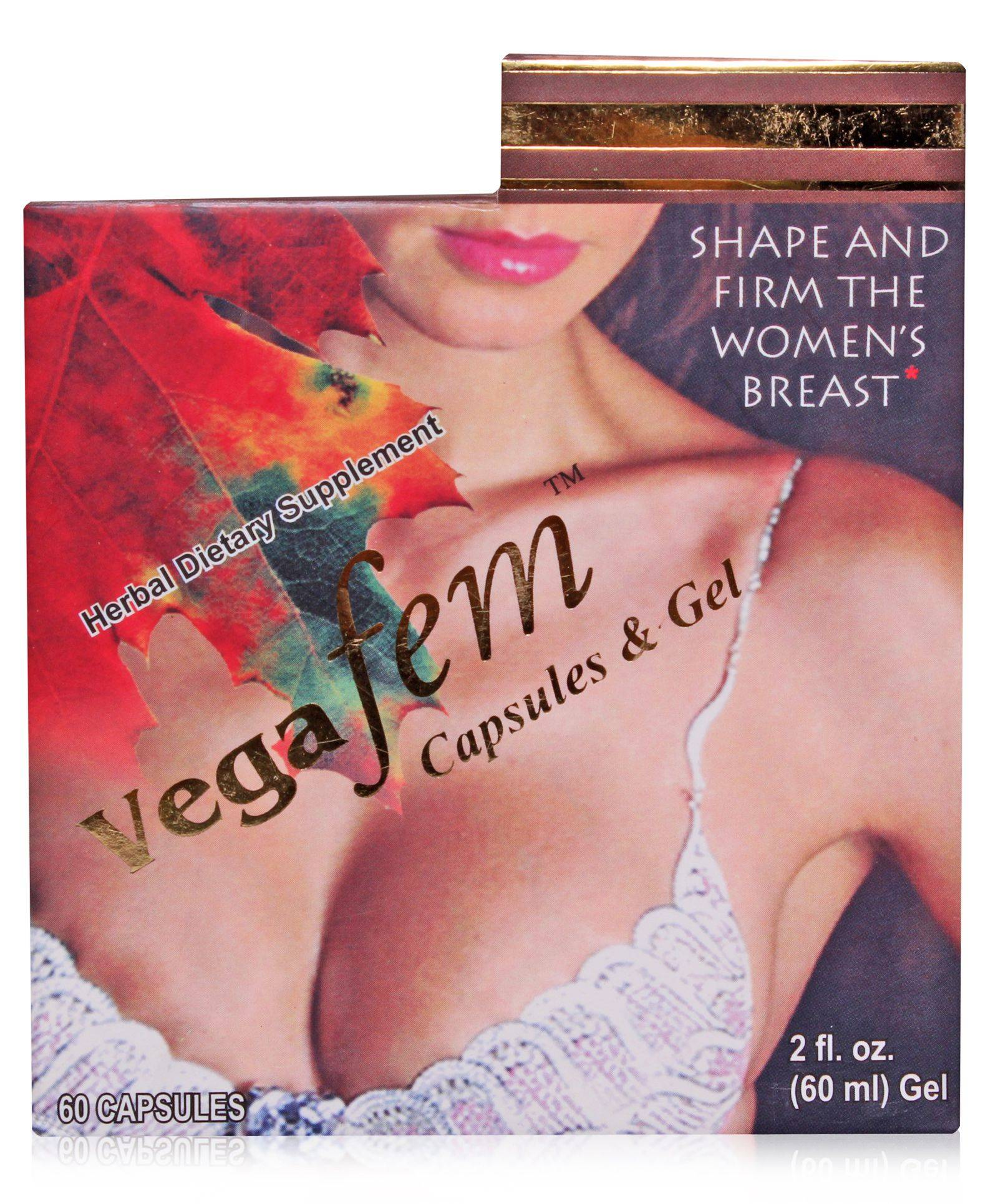 Vega Fem Herbal Breast Uplift