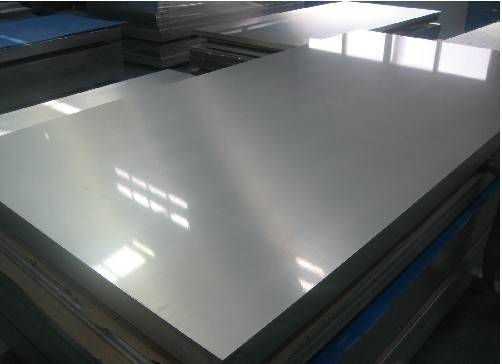 Stainless Steel Sheet / Plate With Ba Finished (316L)