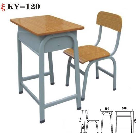 school desks chairs