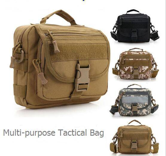 Tactical Waist Bags Outdoor Multi Utility Shoulder Bags