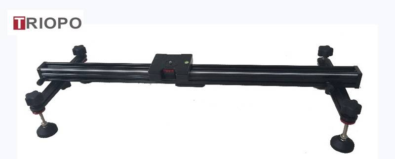 TRIOPO VR- 80/100/120/150cm professional camera video slider rail for photography,Dslr dolly track