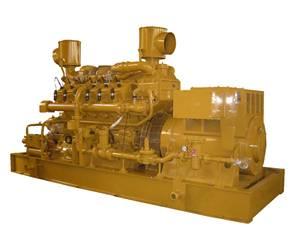 1512 Natural Gas Generator (500-800kw)