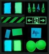 luminous mark luminous emergency signs mark