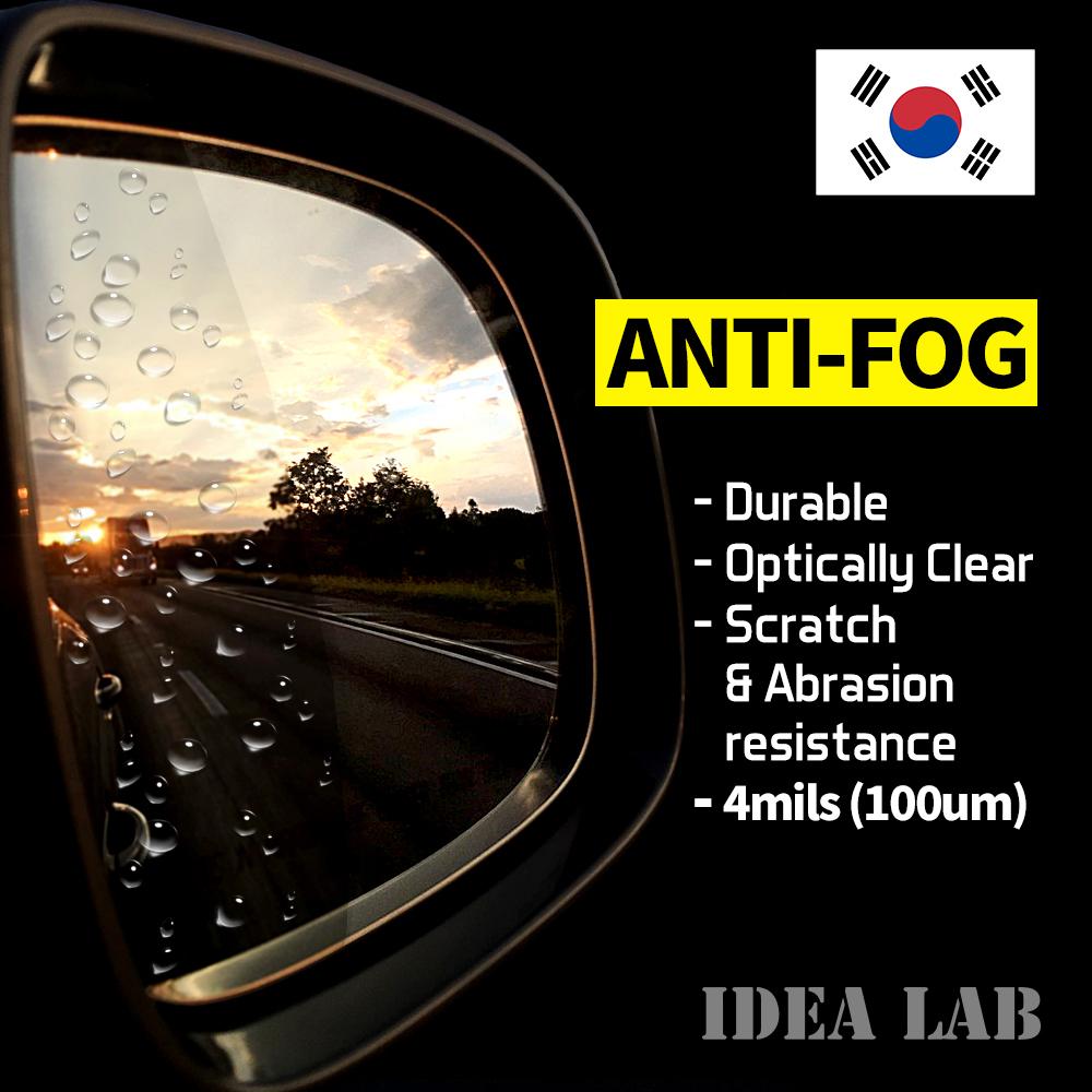 Anti-Fogging Functional Film