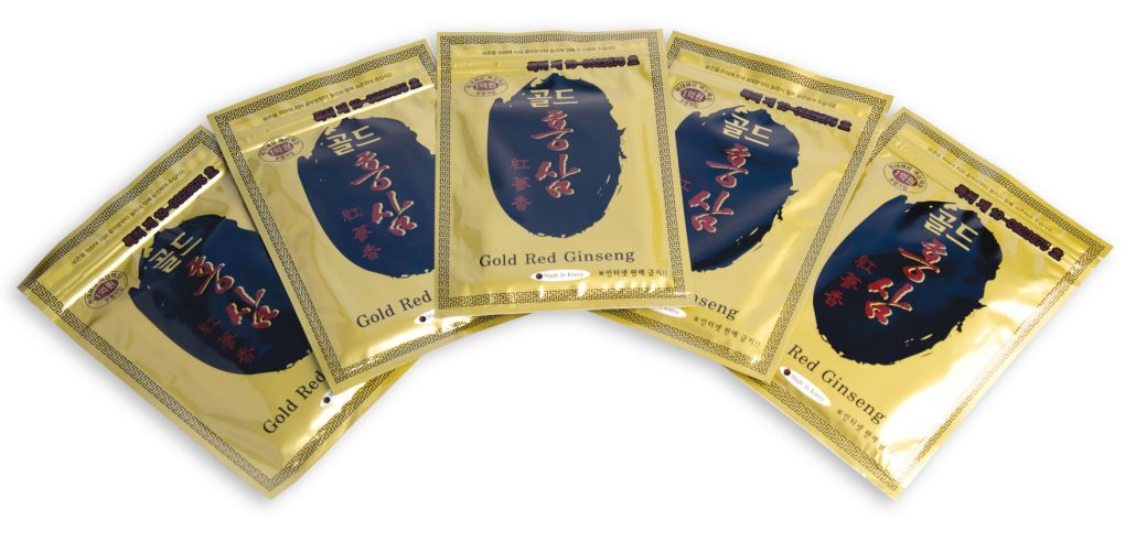 Gold Red Ginseng Patch