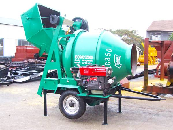high quality JZC concrete mixing machine