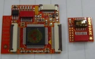 Repair parts Modchip Sunkey for Wii